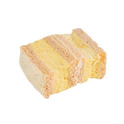 Пастильные пирожные лимонные