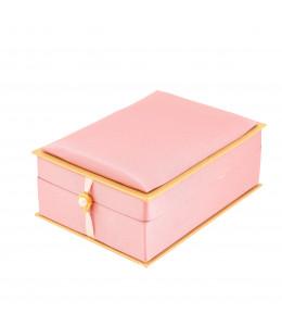 """Пастильные конфекты в белом шоколаде """"Атласная розовая"""""""