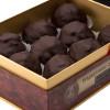 """Пастильные конфекты в темном шоколаде """"Девушка в жемчужном ожерелье"""""""