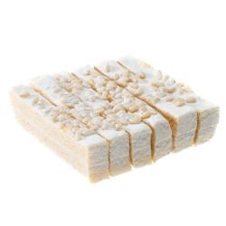 Яблочная пастила «С кедровым орехом»