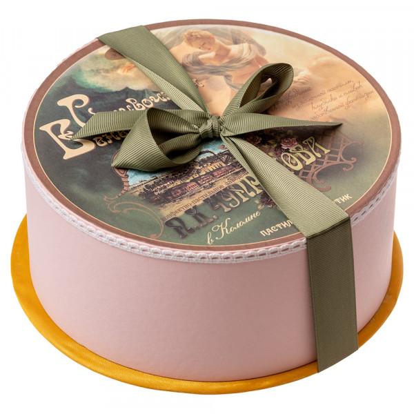 """Пастильный торт """"Сливочная Венера"""""""