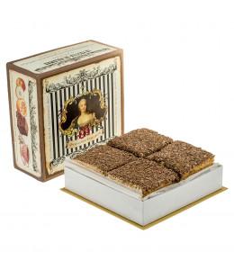 """Пастильные пирожные """"Прекрасная Елисавет"""" апельсин-шоколад"""